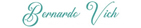 BERNARDO VICH Logo